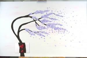Einfach malen lernen-Acrylmalerei lernen