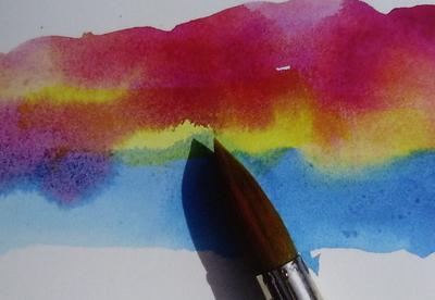 Die Wahrheit über die Acryl Malerei + 2 der besten Malerei-Techniken…