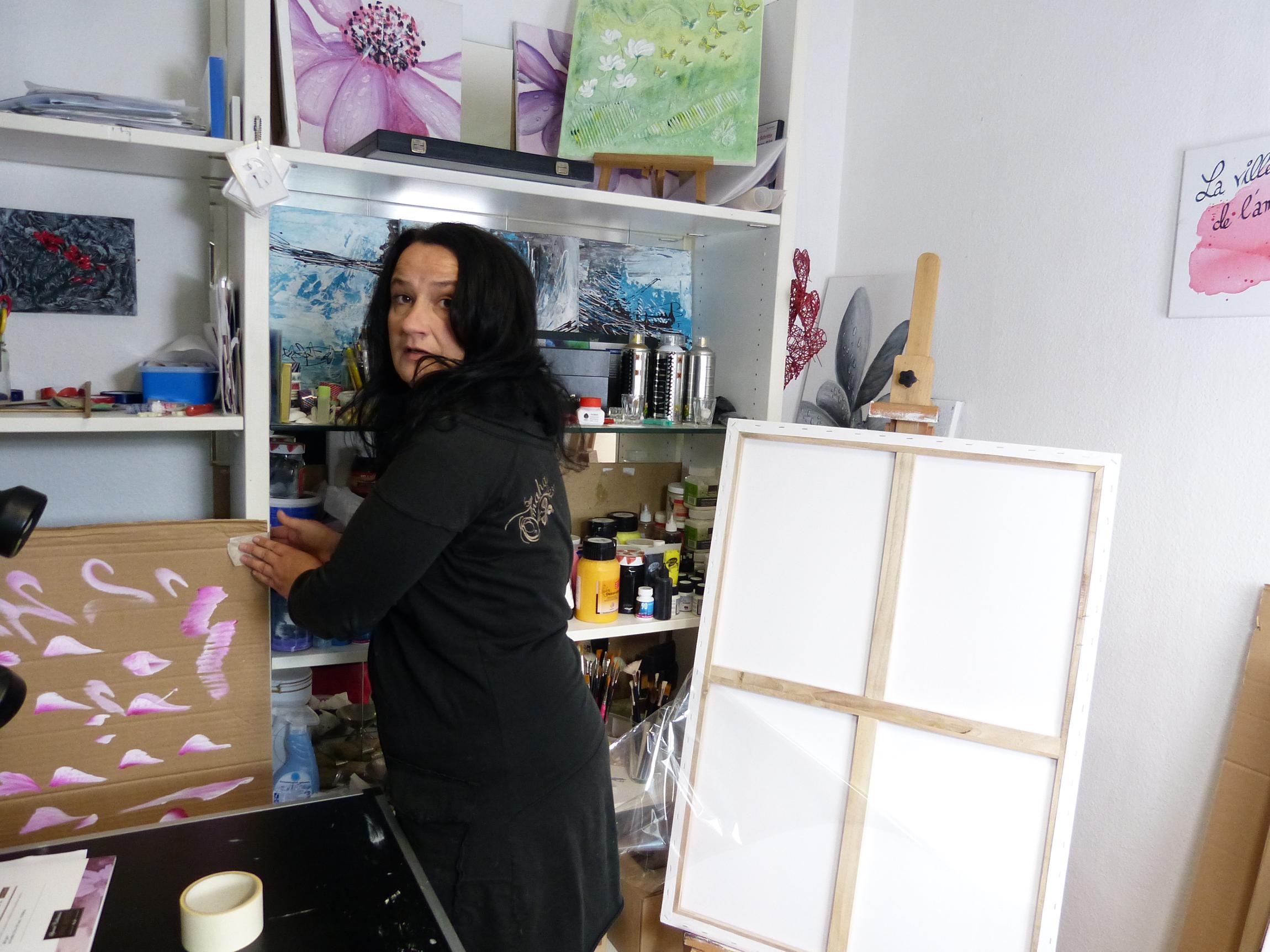 Acrylmalerei – Die 3 besten Tipps zur Ideenfindung und Planung für die Acrylmalerei