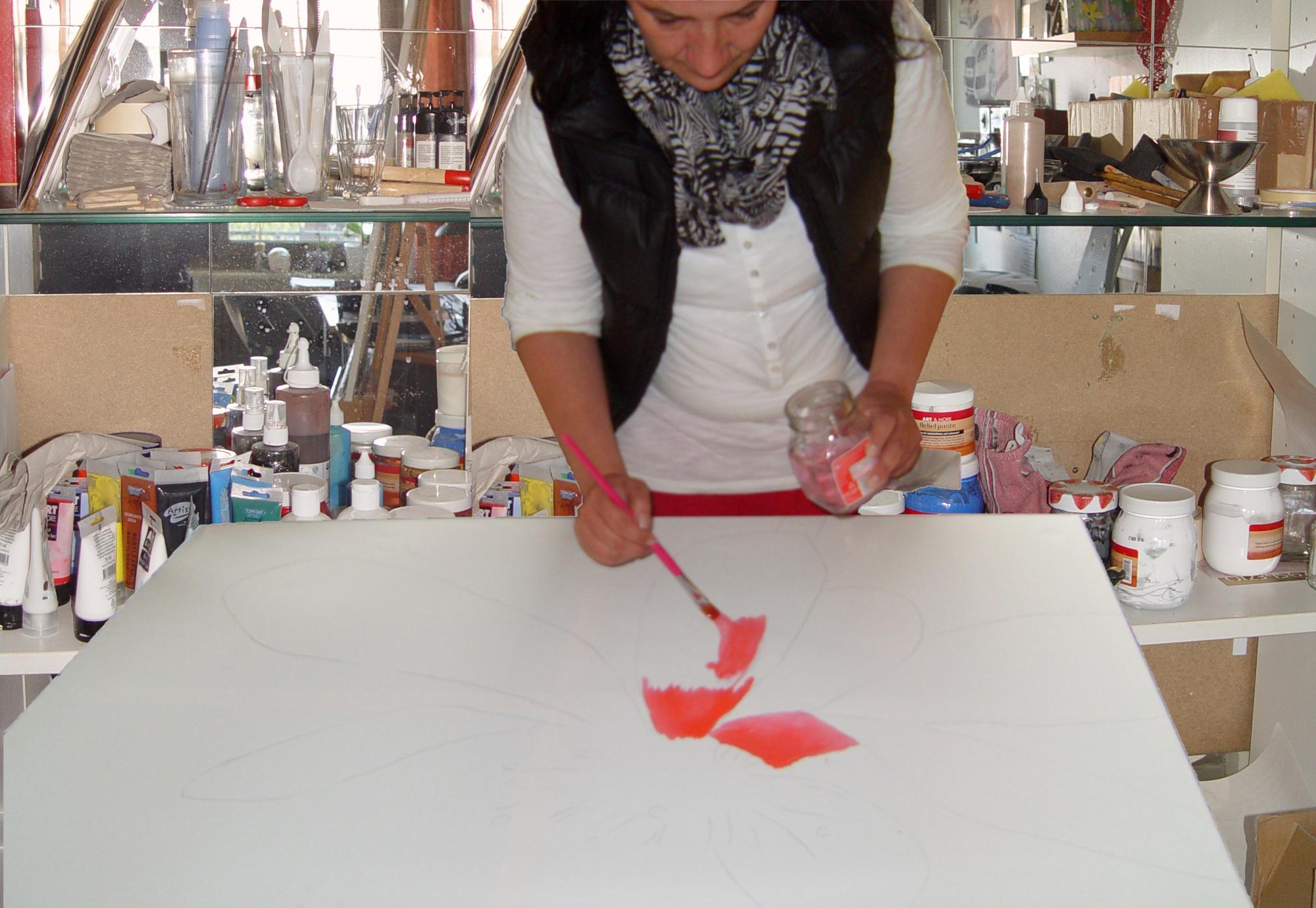 Kennen Sie schon die richtige Umgebung zum Malen lernen?